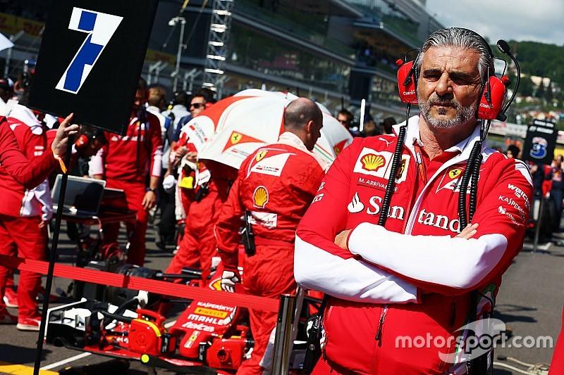 """Arrivabene es el mejor jefe de F1 que he tenido nunca"" - Raikkonen"