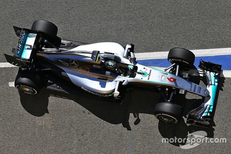 "Rosberg: ""Ferrari parece ser muy rápido"""