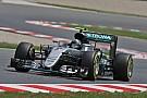 Barcellona, Libere 3: Rosberg  non molla, Vettel è vicino!