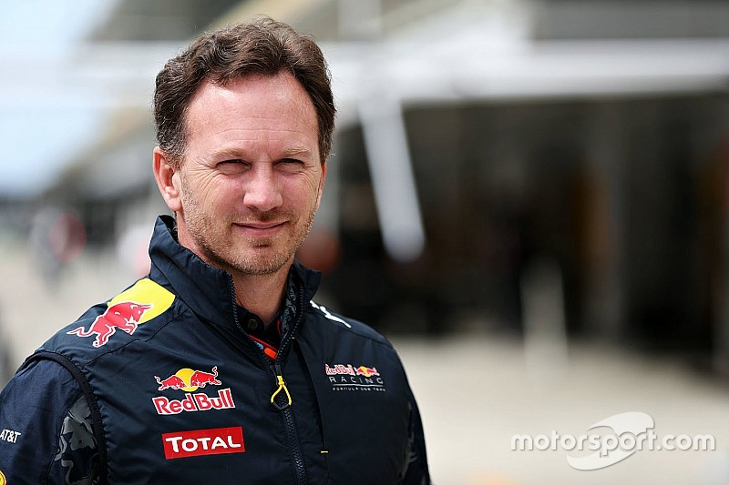 """Horner: """"Geweldige prestatie van Max Verstappen"""""""