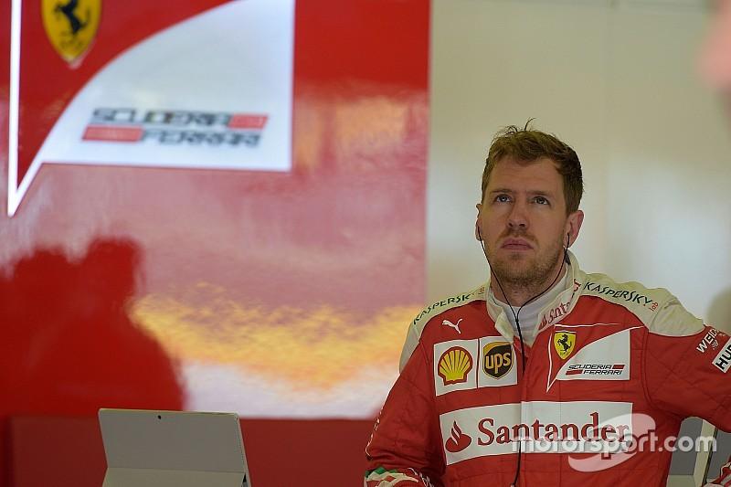 Vettel begrijpt niets van matig optreden Ferrari in kwalificatie