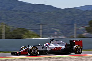 F1 Noticias de última hora Grosjean felicita a Haas por el avance