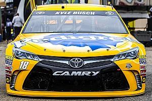 NASCAR Cup Reporte de prácticas Toyota domina la segunda práctica de NASCAR en Dover