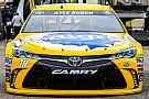 Toyota domina la segunda práctica de NASCAR en Dover