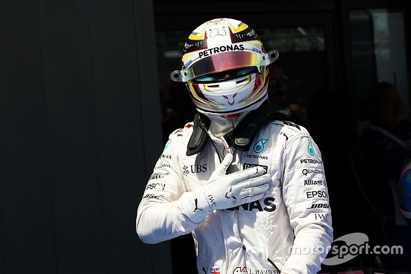 """Hamilton: """"Estoy disgustado de una forma indescriptible"""""""