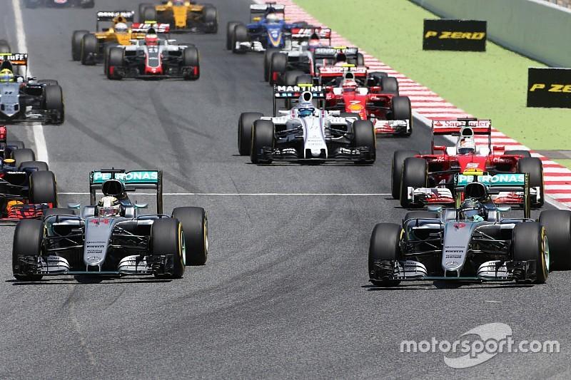 ¿Por qué ni Hamilton ni Rosberg fueron castigados?