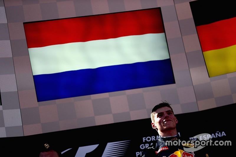 """Van Oranje: """"Verstappen heeft zich onsterfelijk gemaakt"""""""