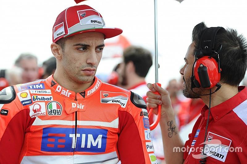 """Iannone: """"Sono dispiaciuto, ma grato alla Ducati per l'opportunità"""""""