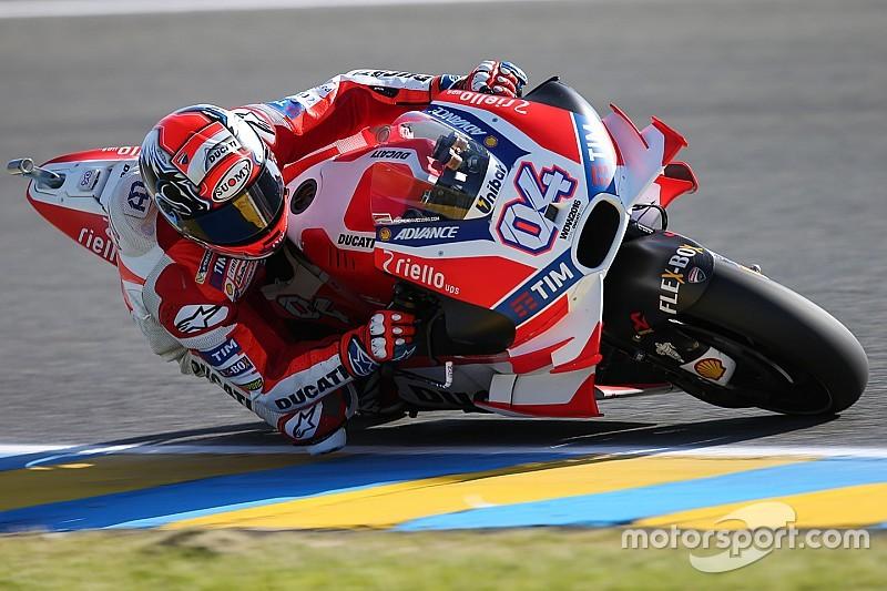 Ducati confirma la renovación de Dovizioso