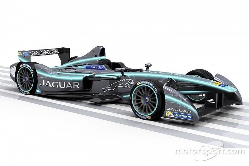 A Londra shakedown pubblico per la vettura F.E della Jaguar!