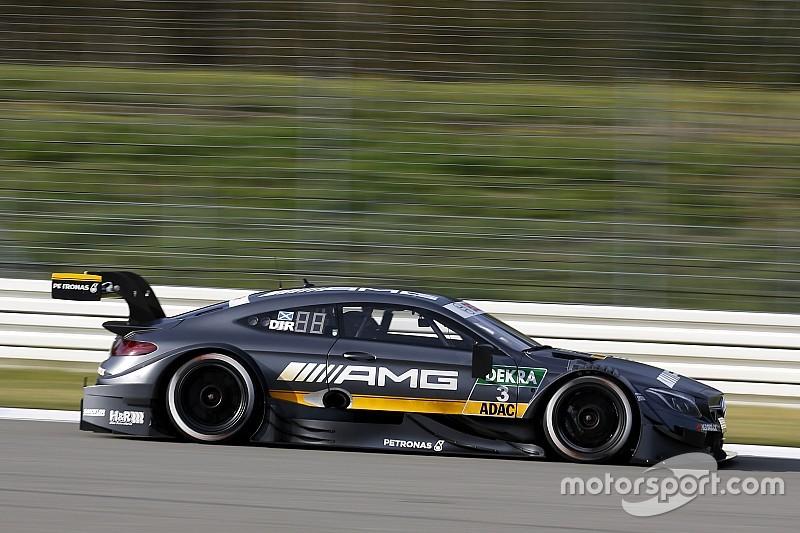 Mercedes en una posición fuerte antes de Spielberg