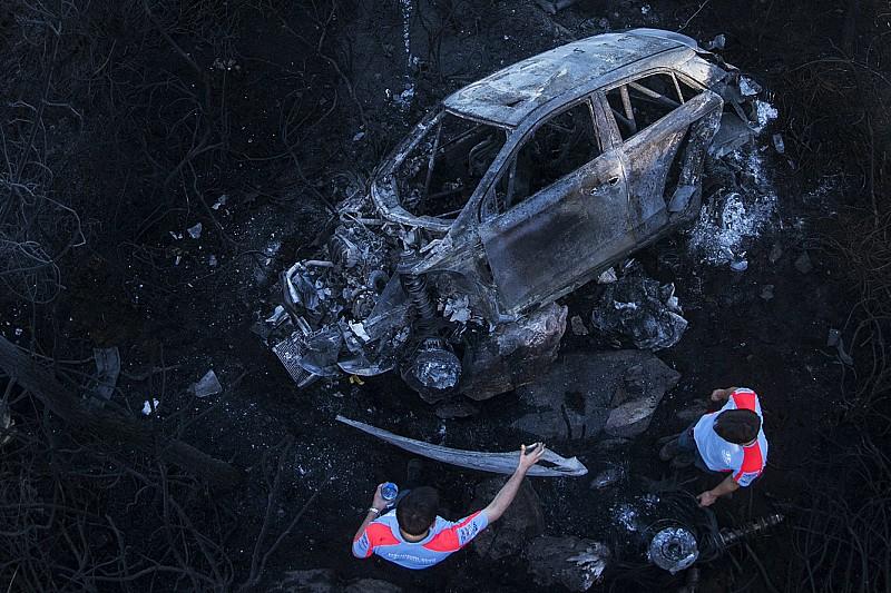 """帕顿:""""小失误""""导致赛车被烧毁"""