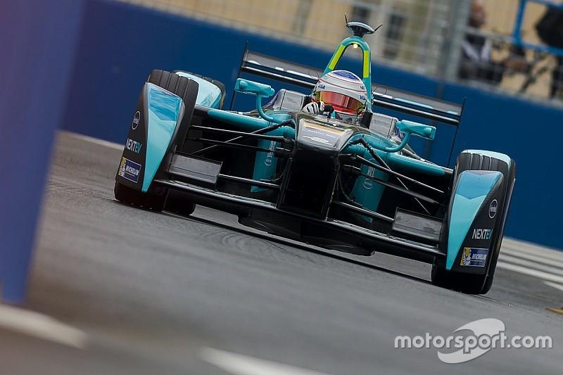 ベルリンePrix FP2:ピケJr.が最後に驚きのトップ。サラザン&ブエミがクラッシュ