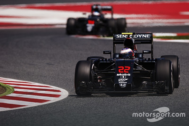 Los parciales de Barcelona justifican el optimismo de McLaren para Mónaco