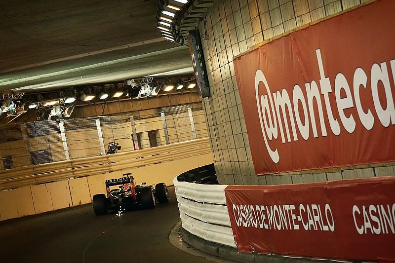 GP di Monaco: nel tunnel si perde il 25% del carico aerodinamico!