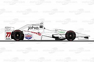 IndyCar Top List Galería: Los coches del centenario de la Indy500