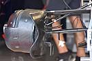 Breve análisis técnico: deflector en la suspensión delantera de Toro Rosso