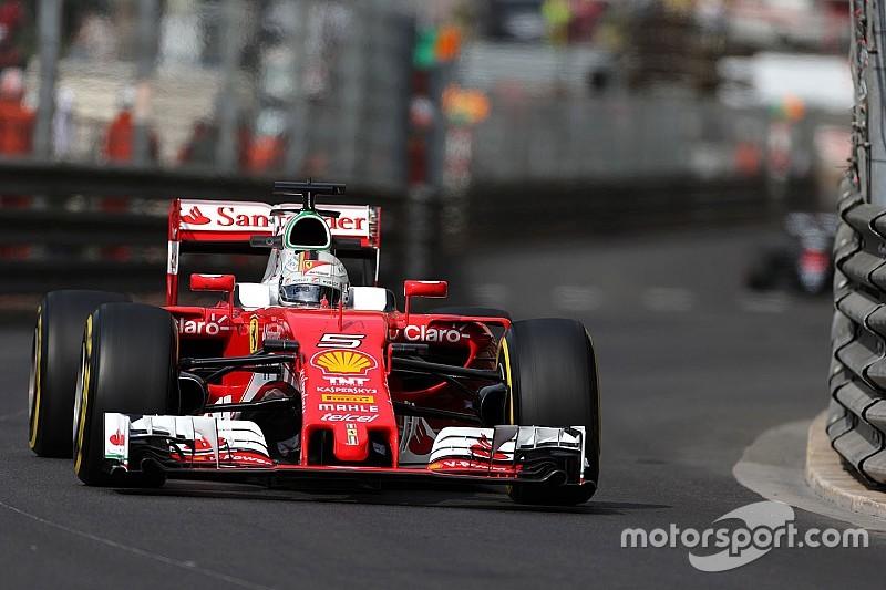 """Феттель: У Ferrari був """"безладний день"""""""