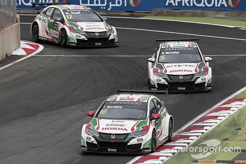 Honda geschrapt uit uitslagen Hongarije en Marokko