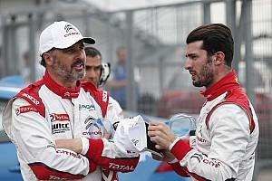 WTCC Reporte de calificación En Citroën no hay órdenes de equipo para Nurburgring