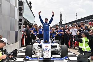 Indy Lights Relato da corrida Com maior público em Indianápolis, Stoneman ganha por 0s002