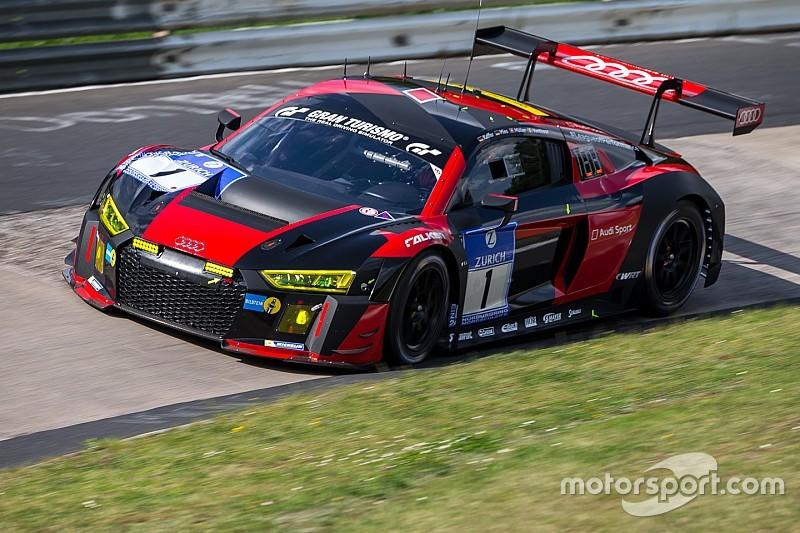 24h Nürburgring: Audi mit Bestzeit im Warmup