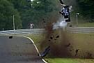 BF3 Impresionante accidente en la F3 Británica