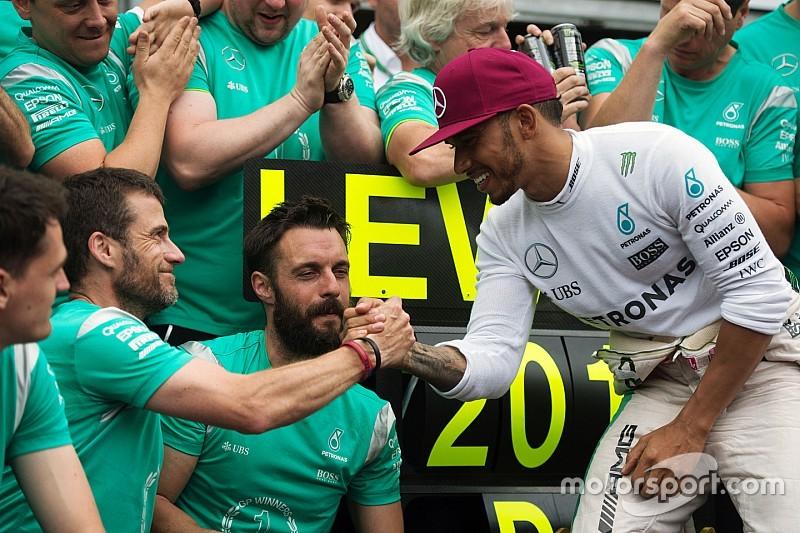 Wolff dice que la relación con Hamilton se fortaleció tras los problemas