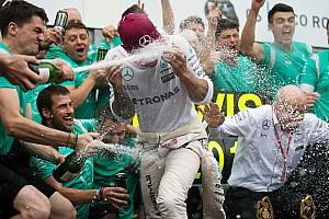 Formule 1 Actualités Hamilton exprime sa confiance envers ses mécaniciens
