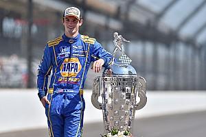 IndyCar 突发新闻 百届Indy 500:罗西夺冠狂揽250万美元,创奖金新纪录