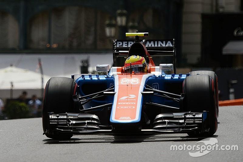 В Manor признали серьезную нехватку скорости