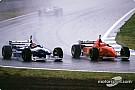 El primer triunfo de Schumacher con Ferrari