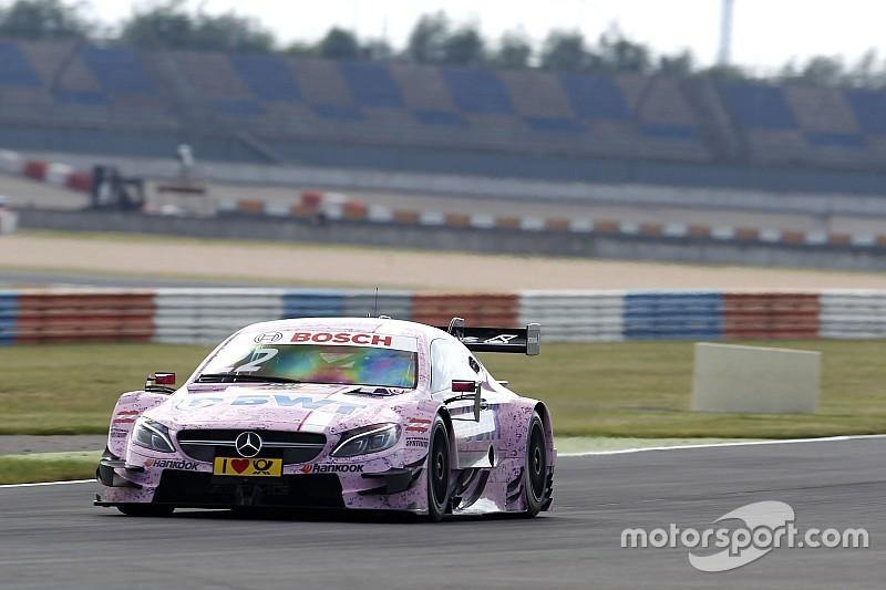 Ауер випередив квартет гонщиків Audi в першому тренуванні