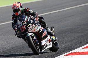 Moto2 Relato de classificação Zarco garante pole na Catalunha; Morbidelli cai duas vezes