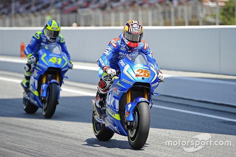 """Viñales: """"Suzuki een nachtmerrie in warme omstandigheden"""""""