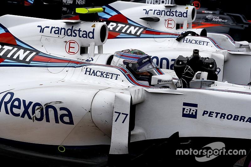 Williams «пишається» своїм положенням у Формулі 1