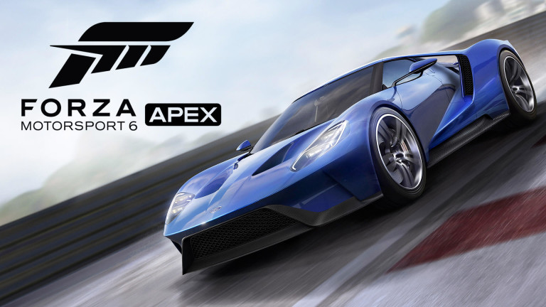 Ford GT 2017: Forza 6 Apex (PC) Vs. Forza 6 (Xbox)