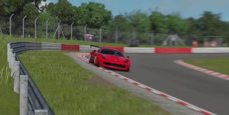 Gran Turismo Sport: ilyen a Ferrari 458 a játékban – Nordschleife