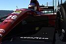 Brutális csapatás az 1991-es F1-es Ferrarinak: szimulátor