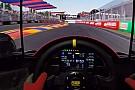 Ez ám a szimulátoros élvezet: McLaren MP4-6 az rFactor 2-ben