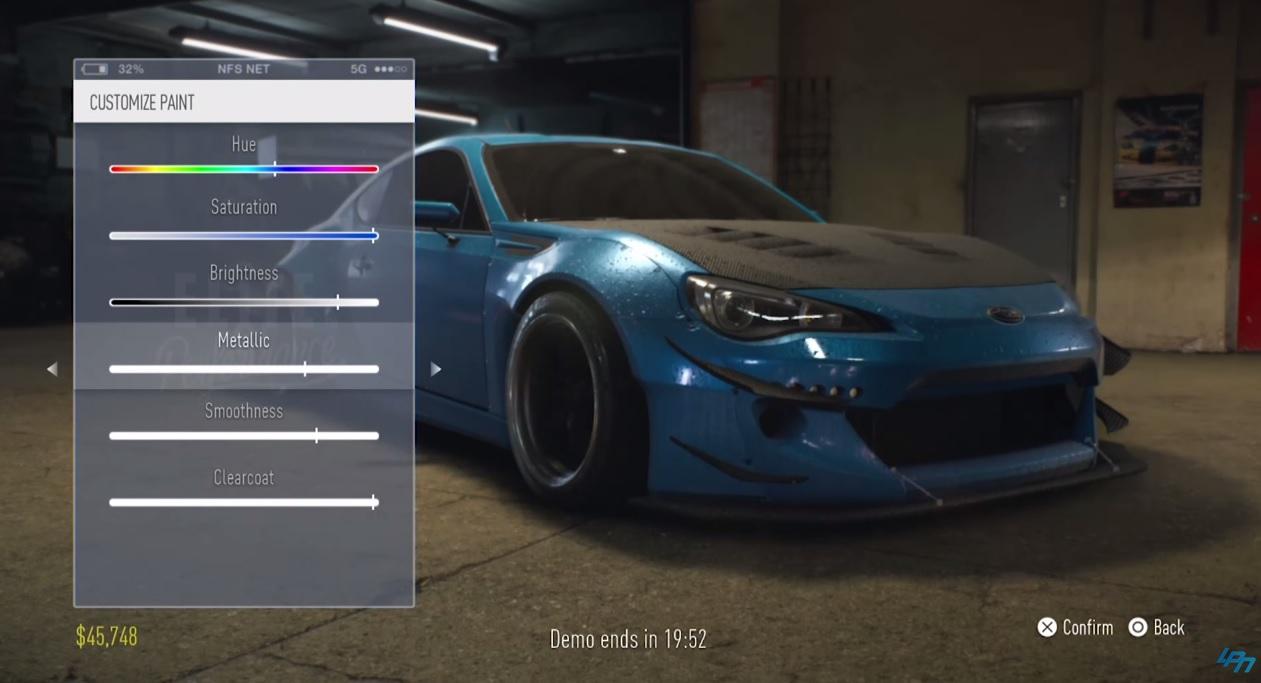 Egy új exkluzív játékmenet videó a legújabb Need for Speed-ről