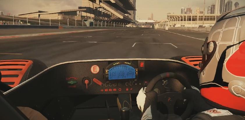 Project CARS: Maxra felhúzva a grafika 60fps mellett! Durva!