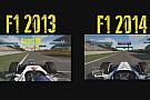 F1 2014: Ennyivel jobb, vagy rosszabb a játék az elődjénél! Videós összehasonlítás