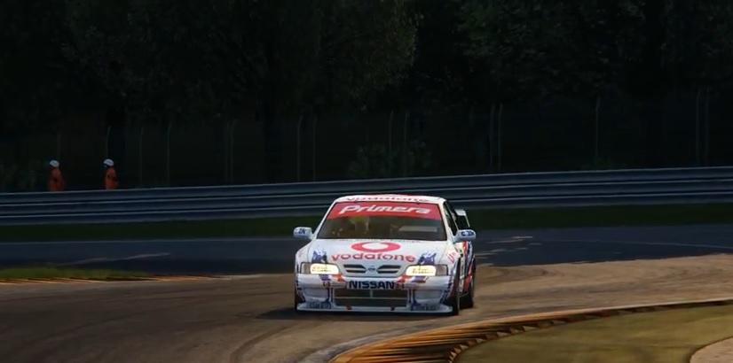 Assetto Corsa: Szenzációs játékélmény egy 1999-es Nissan Primera BTCC-vel