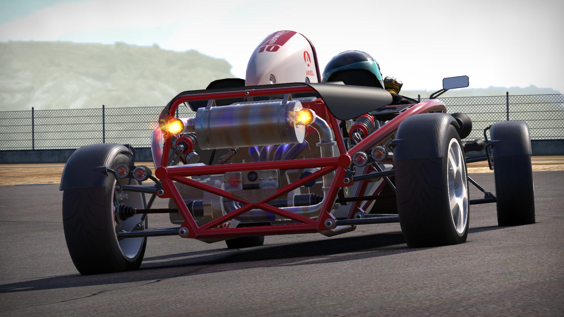 "Project CARS: Ariel Atommal a ""Zöld pokolban"""