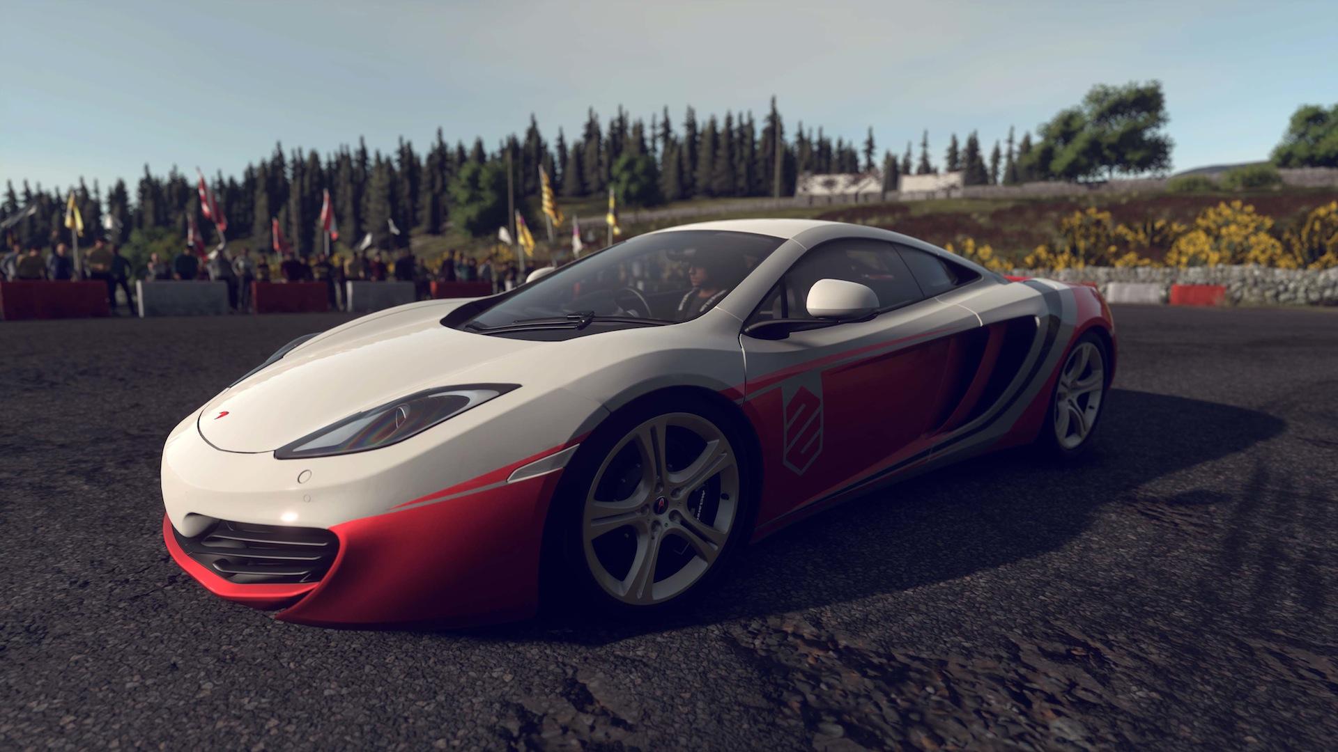 DriveClub: Brutális grafikája lesz a PS4-exkluzív játéknak! Néha mintha valóságot látnánk