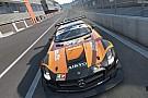 Project CARS: Esőben a Mercedes SLS AMG GT3