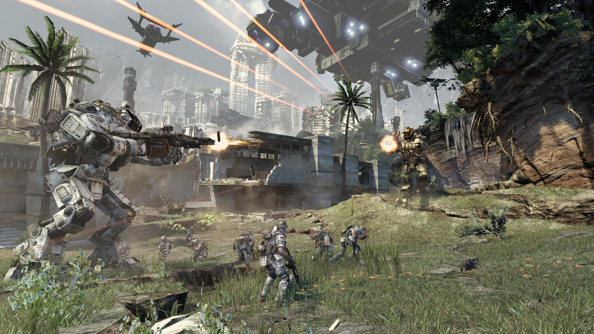 Titanfall: Hivatalos béta trailer