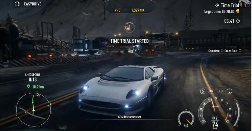 Need for Speed: Rivals – száguldás egy legendával