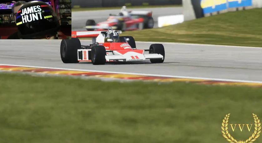 Forza Motorsport 5: James Hunt és a legendás F1-es McLaren